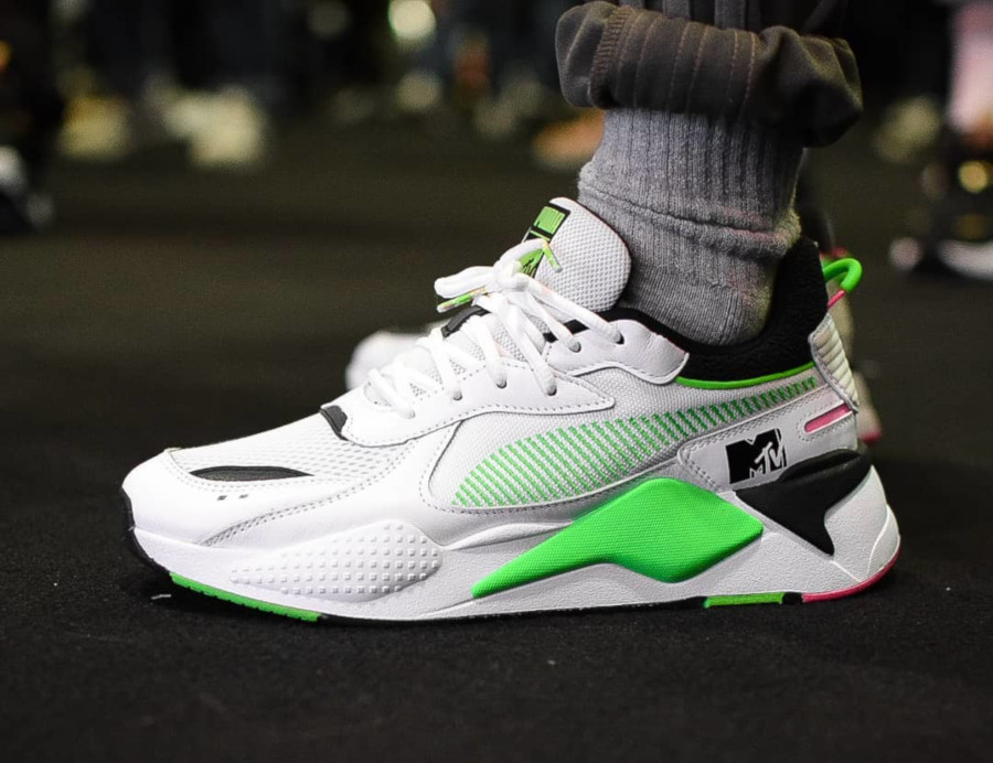MTV x Puma RS-X Tracks Yo! MTV Raps