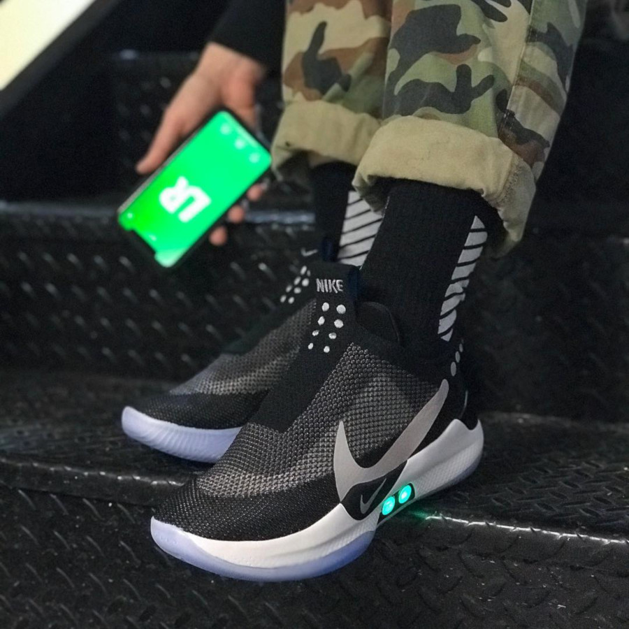 Nike Adapt BB Photo Blue - @hardie_girl