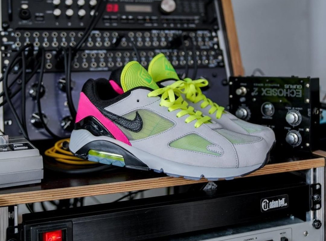 Nike Air Max 180 Berlin Hyper Pink (Freedom & Unity)