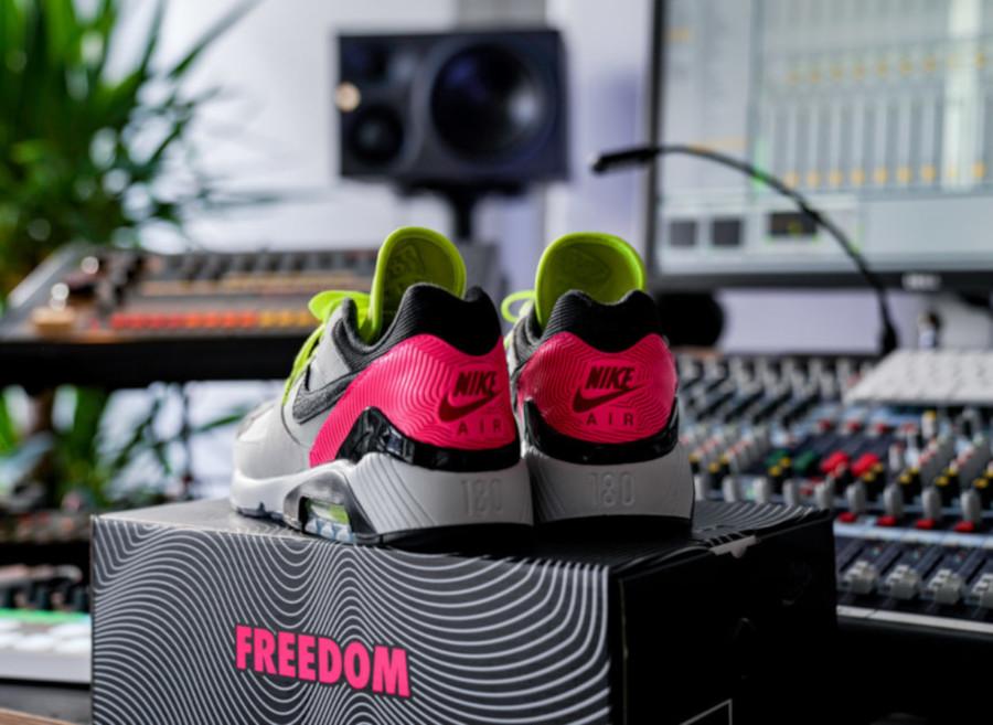 Nike Air Max 180 Berlin Hyper Pink (Freedom & Unity) (3)