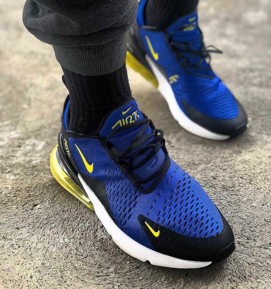 Nike Air Max 270 Game Royal - @pghkickz_412