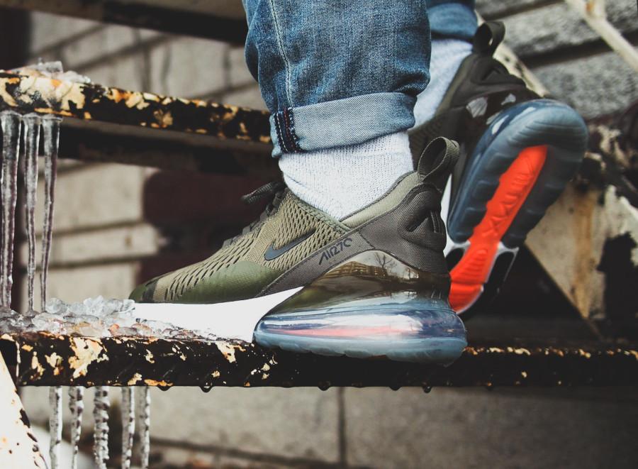 Nike Air Max 270 Medium Olive - @foxfire