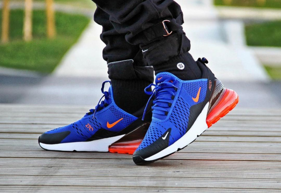 Nike Air Max 270 Racer Blue - @pedram50