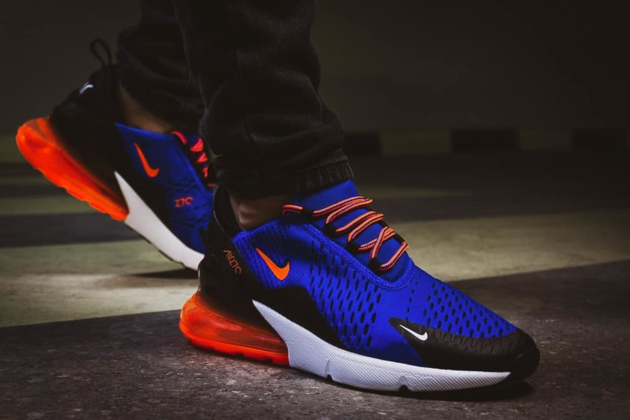 Nike Air Max 270 Spiderman - @rollmodel101