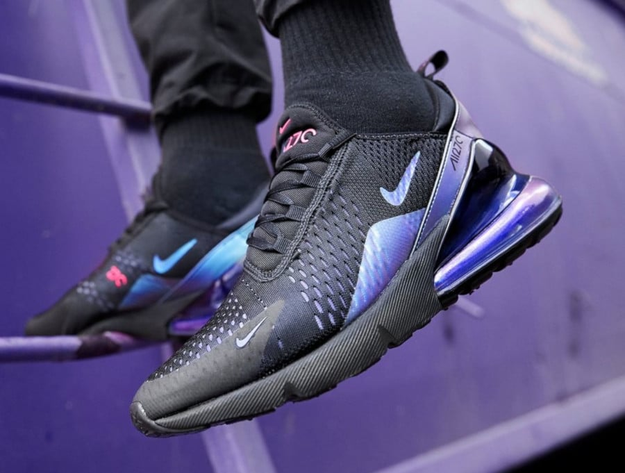 Nike Air Max 270 'Regency Purple' Throwback Future Pack