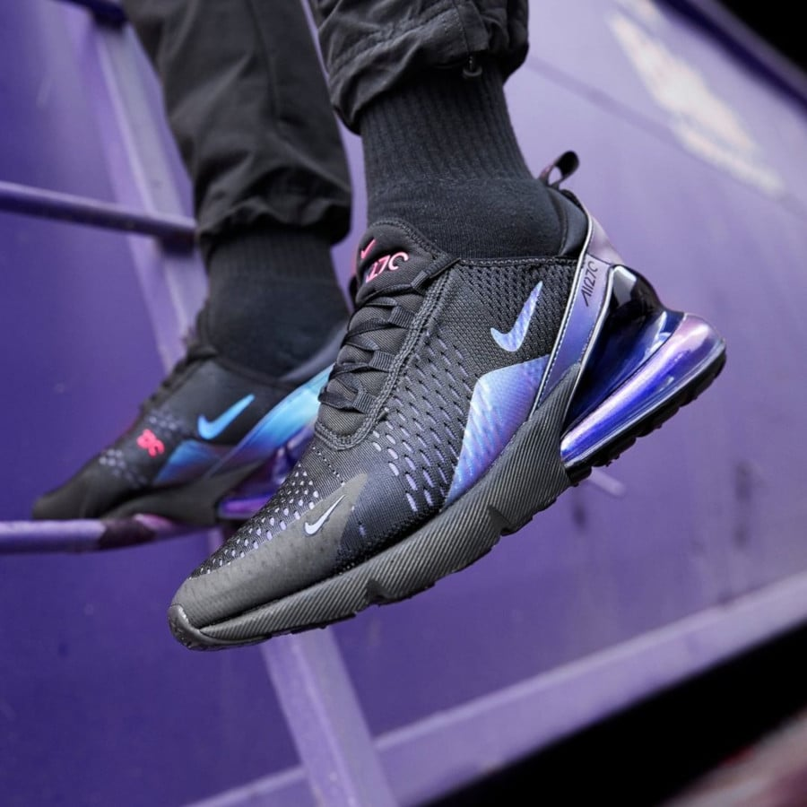 Faut il acheter la Nike Air Max 270 Throwback Future Pack