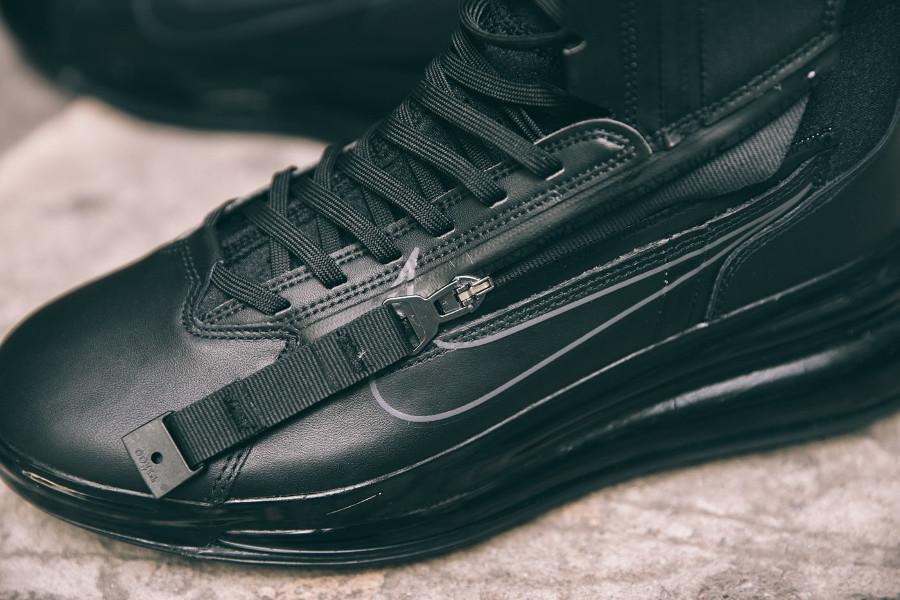 Nike Air Max 720 Saturn 'Triple Black' (3)