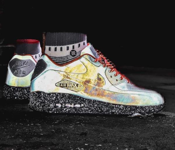 Nike Air Max 90 édition limitée (Quicktrike, SP) Sneakers