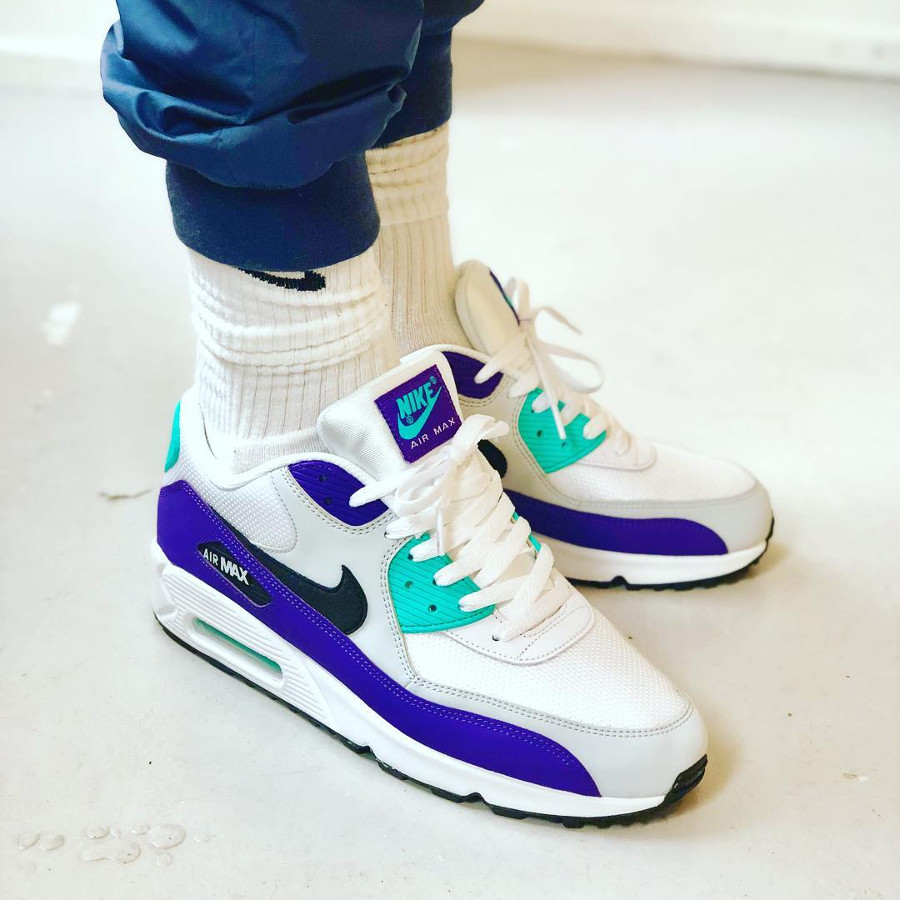 Nike Air Max 90 Essential Grape 2019