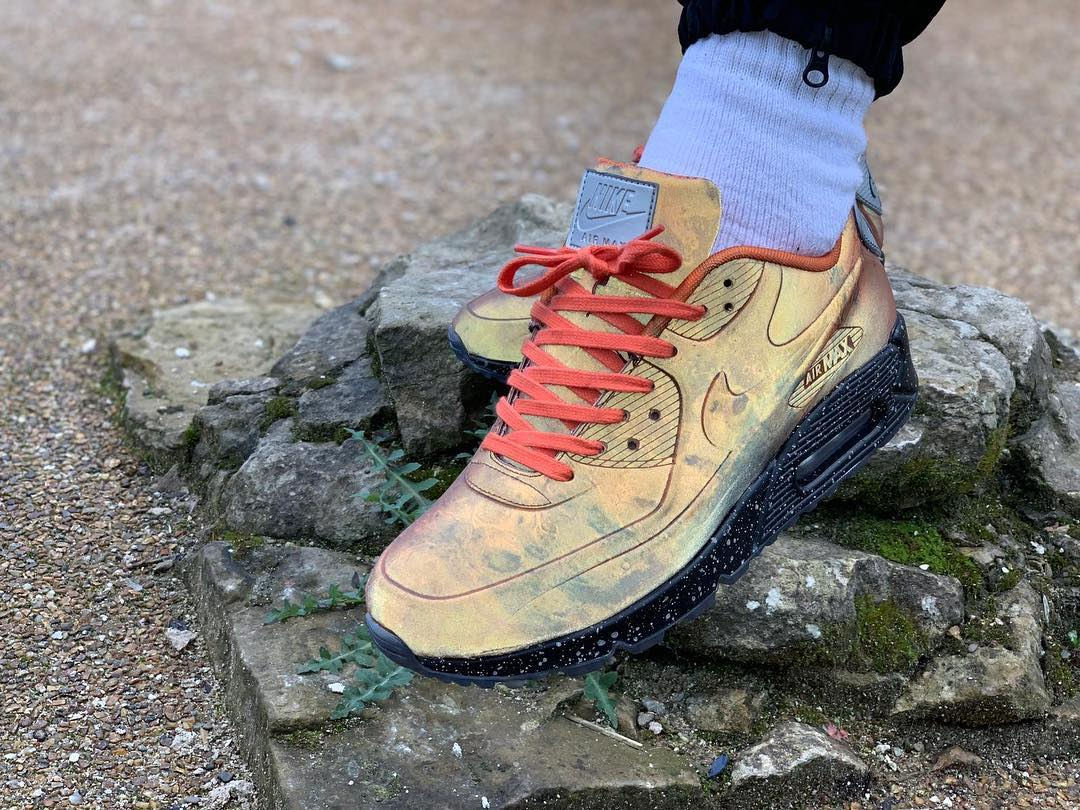 Nike Air Max 90 QS Mars Landing CD0920 600