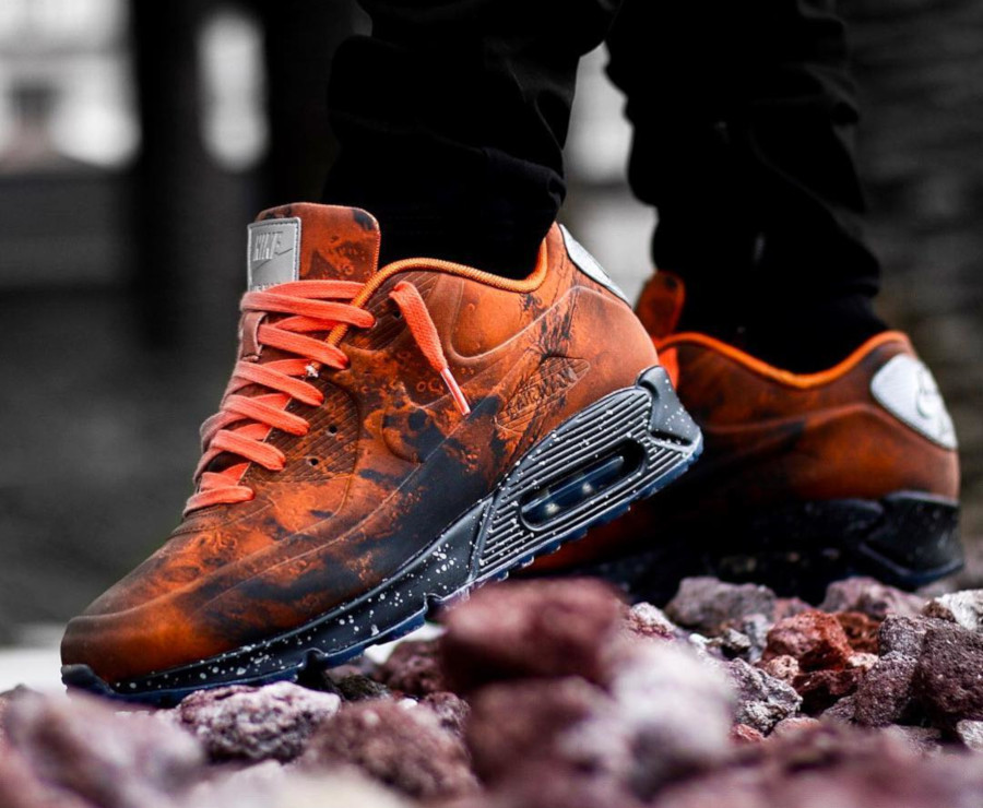 Nike Air Max 90 photo de la surface de mars (4)