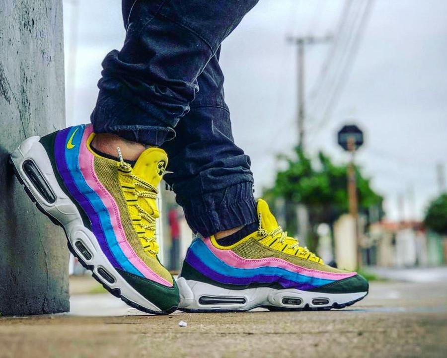 Nike Air Max 95 Sean Wotherspoon - @ricardosneakers