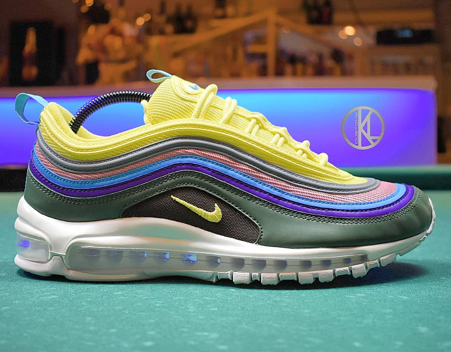 Nike Air Max 97 Sean Wotherspoon - @klcustoms_