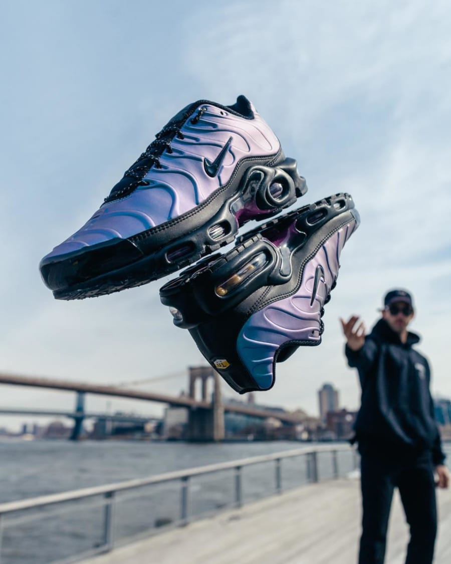 Faut il acheter la Nike Air Max Plus SE Throwback Future