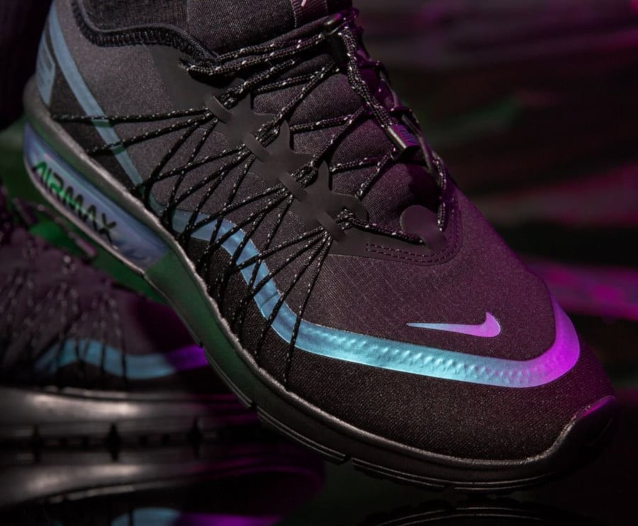 Nike Air Max Sequent 4 Shield 'Black Racer Blue' Throwback Future Pack (3)