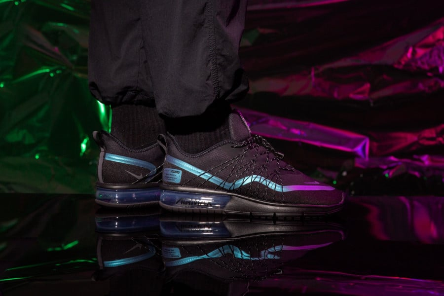 Faut il acheter la Nike Air Max Sequent 4 Shield Throwback