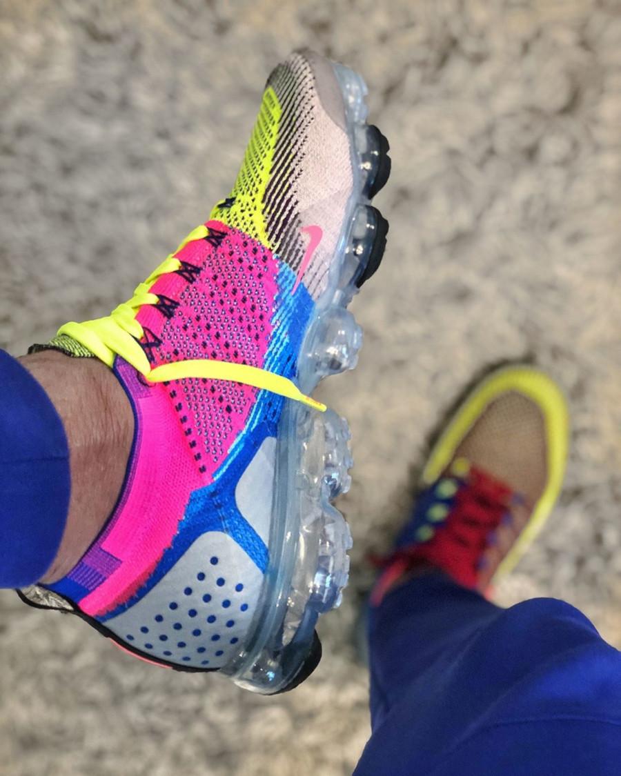 Nike Air Vapormax Flyknit 2 Random - @rckmdntstckm