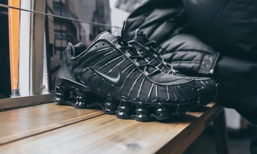 Nike Shox TL 2019 noire Triple Black (1)