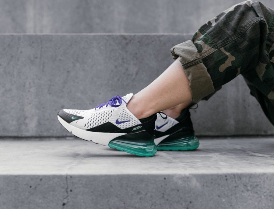 Nike Wmns Air Max 270 Grape White Court Ouroke - @jennizerr (1)
