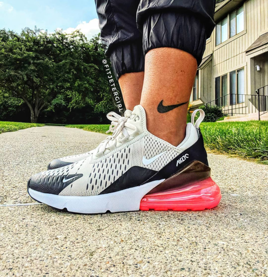 Nike Wmns Air Max 270 Light Bone - @fitjetergirl