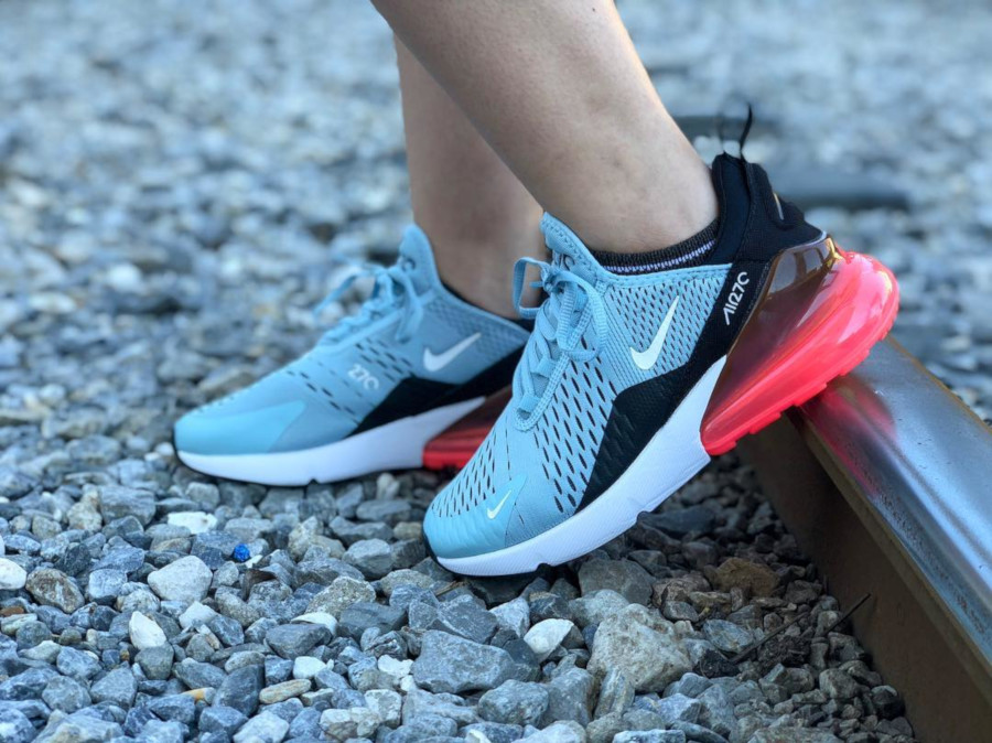 Nike Wmns Air Max 270 Ocean Bliss - @_allie_oop_
