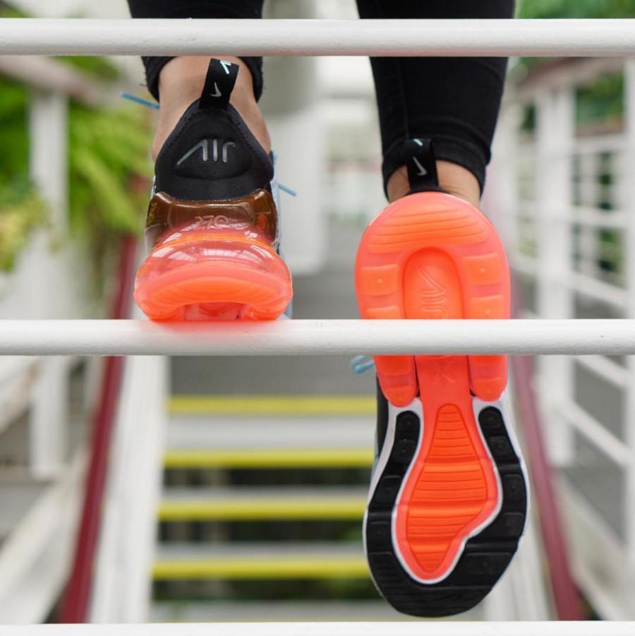 Nike Wmns Air Max 270 Ocean Bliss - @carolalain22