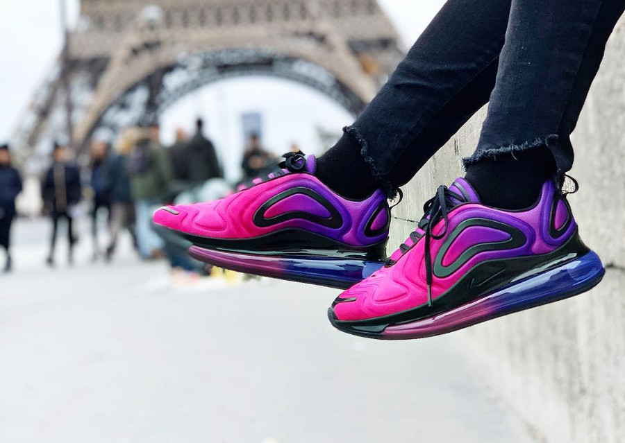 Nike Wmns Air Max 720 'Sunset' Gradient