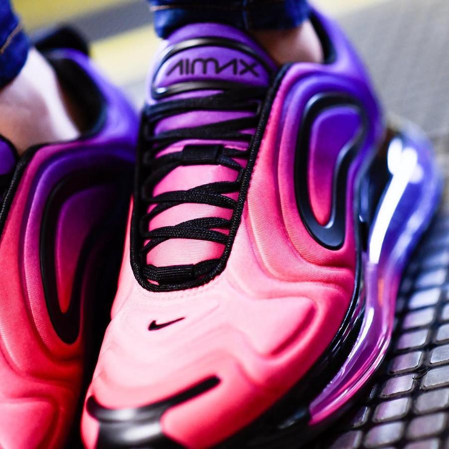 Faut acheter la Nike Wmns Air Max 720 Sunset Hyper Grape Pink ?