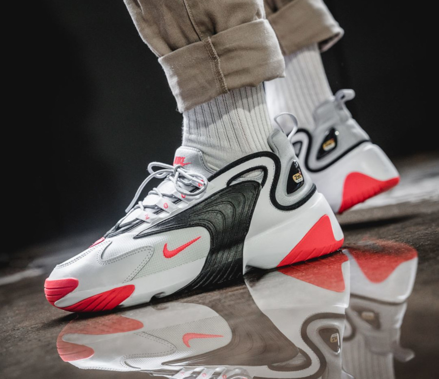 reputable site 56b95 2f160 Nike Zoom 2K Infrared 23 (4-1)