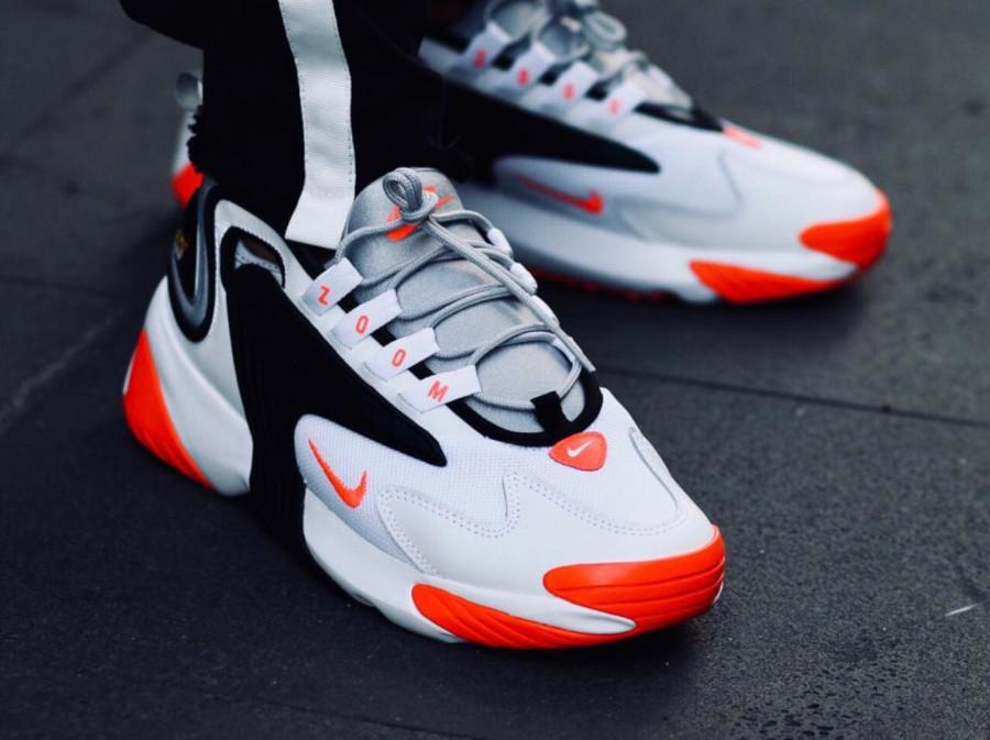 Nike Zoom 2K 'Infrared 23'