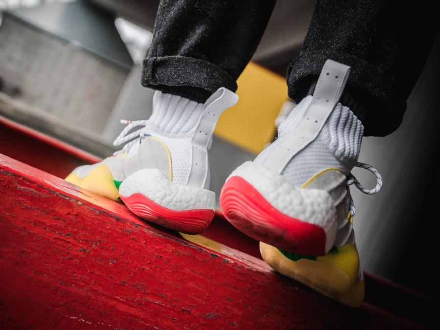 Pharrell Williams x Adidas Crazy BYW LVL X 'White' (4)