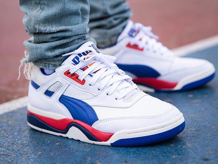 Puma Palace Guard OG Detroit Pistons Retro 2019