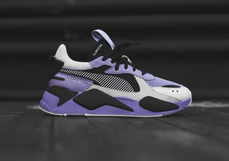 Puma RS-X Reinvention Sweet Lavender Black (1)