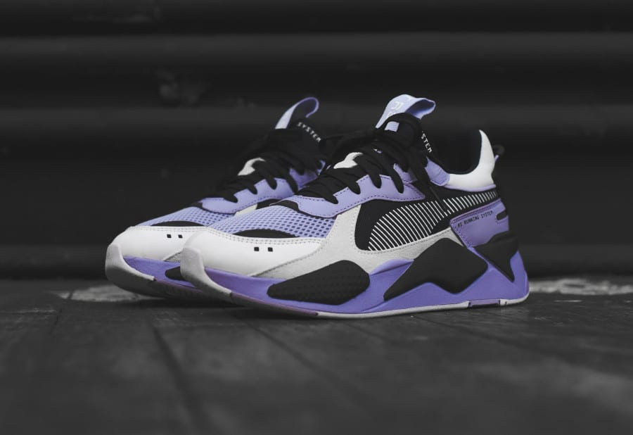 Puma RS-X Reinvention Sweet Lavender Black (3)