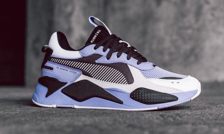 Puma RS-X Reinvention Sweet Lavender Black 369579-04