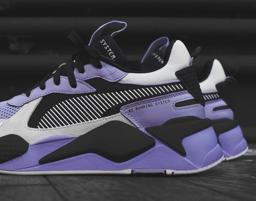 Puma RS-X Reinvention Sweet Lavender Black (4)