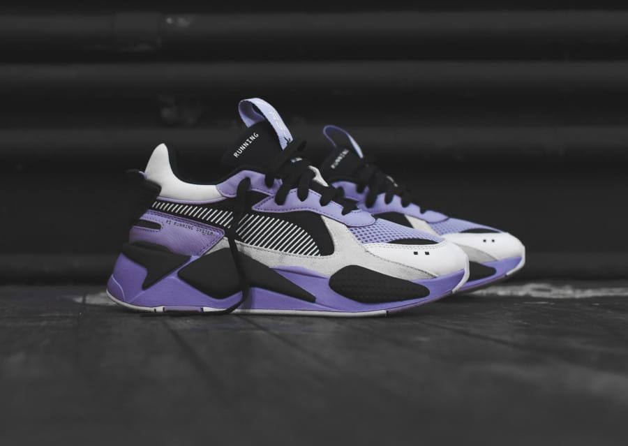 Puma RS-X Reinvention Sweet Lavender Black (5)