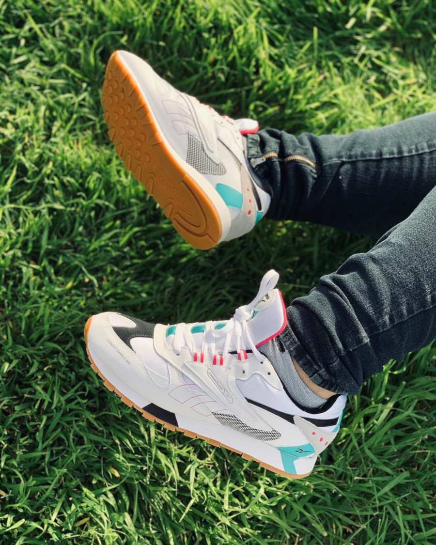 Reebok Classic Leather ATI 90s - @iamtorres