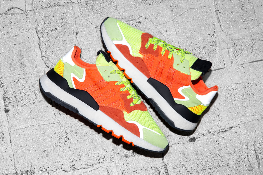 Size x Adidas Nite Jogger Road Safety