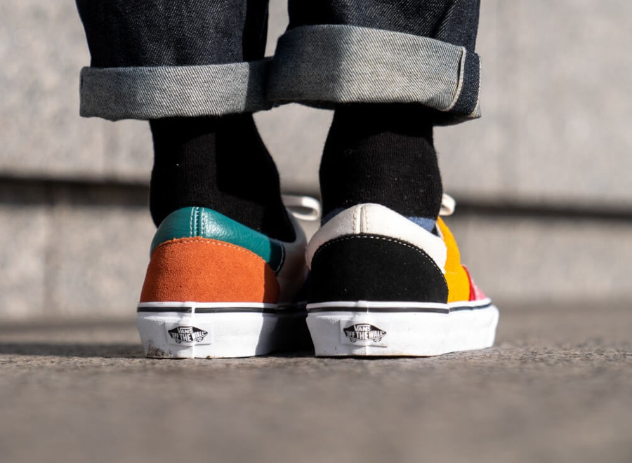 Vans Era Patchwork Multi True White (3)