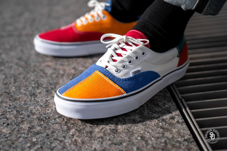Vans Era Patchwork Multi True White (4)