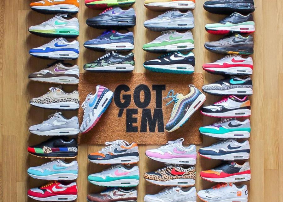 La Nike Air Max 1 est-elle entrain de vivre un nouvelle âge d'or ?