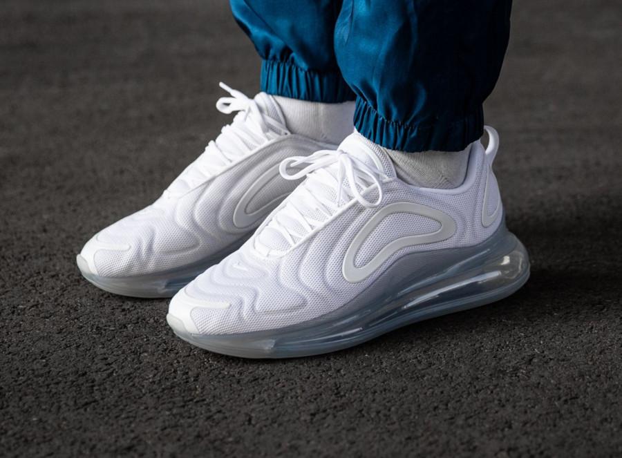 Faut il acheter la Nike Air Max 720 blanche White Pure