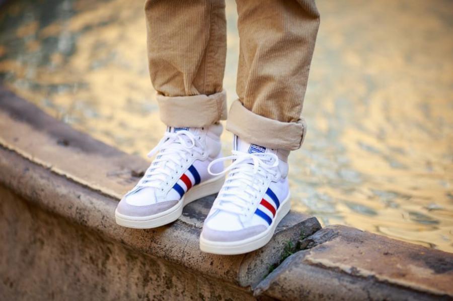 Faut-il acheter la Adidas Americana Hi OG 2019 White Royal ...