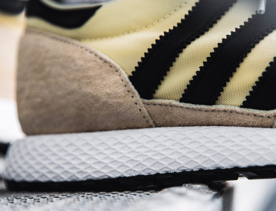 Adidas Forest Grove Easy Yellow Black White (3)