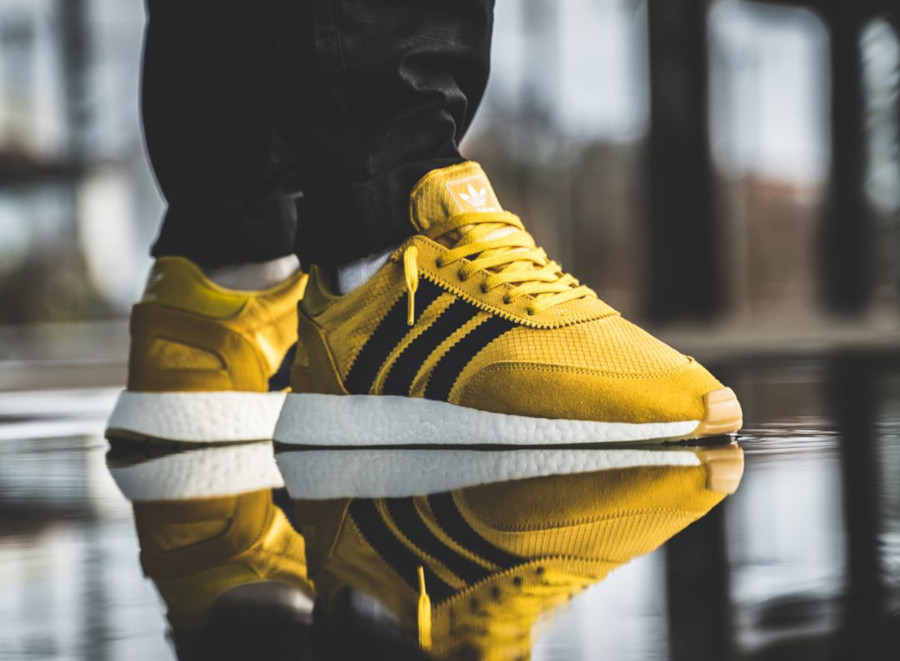 Adidas I-5923 Tribe Yellow (4)