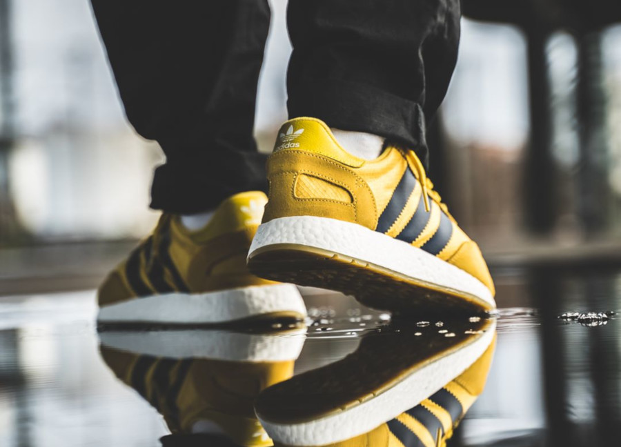 Adidas I-5923 Tribe Yellow (5)