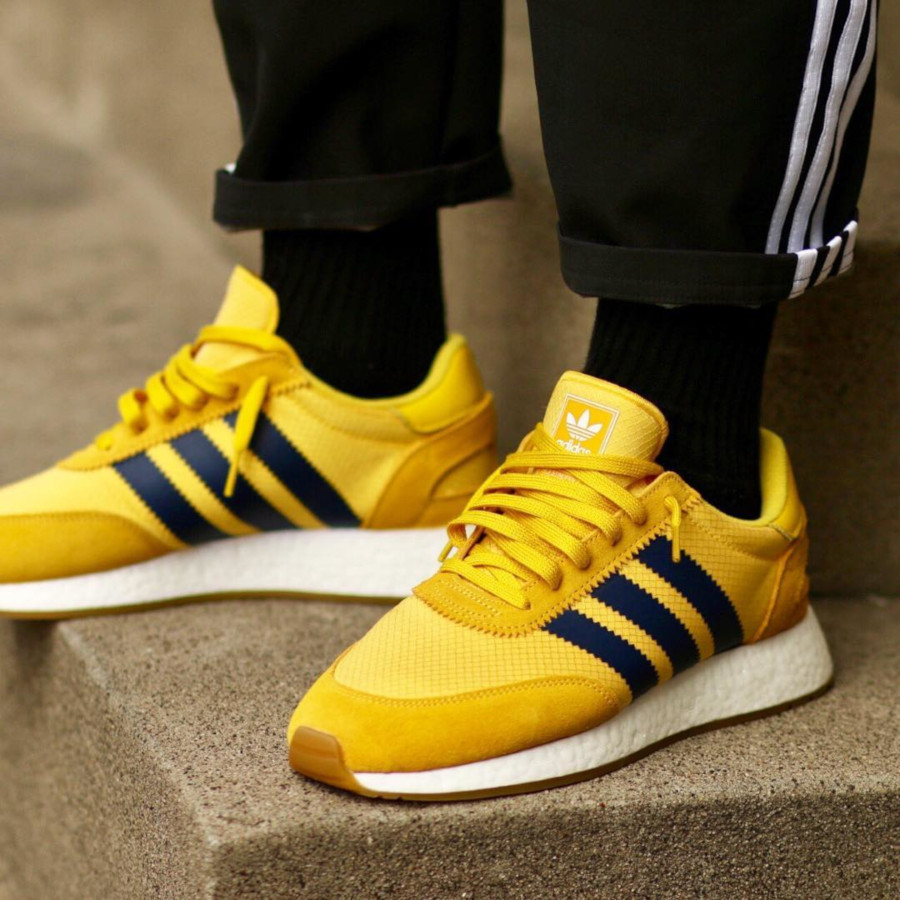 Adidas I-5923 Tribe Yellow (6)