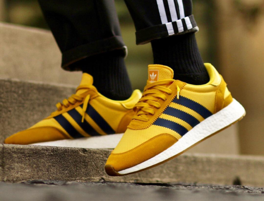 Adidas I-5923 Tribe Yellow (7)