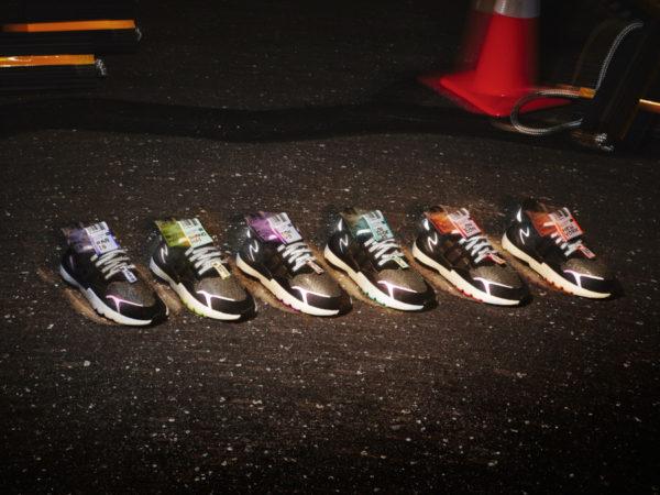 Adidas Nite Jogger City Pack
